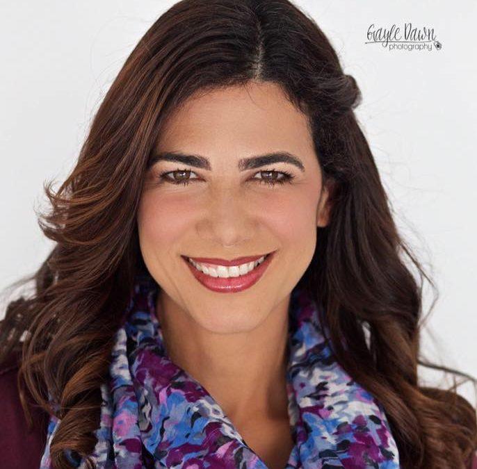 Episode 8: Jackie Barros VanCampen: Strength Through a Spiritual Rebirth